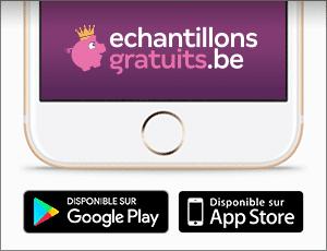 Application Échantillons Gratuits Belgique