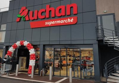 Carte Auchan Belgique.50 Cartes Cadeaux Auchan De 150 A Remporter
