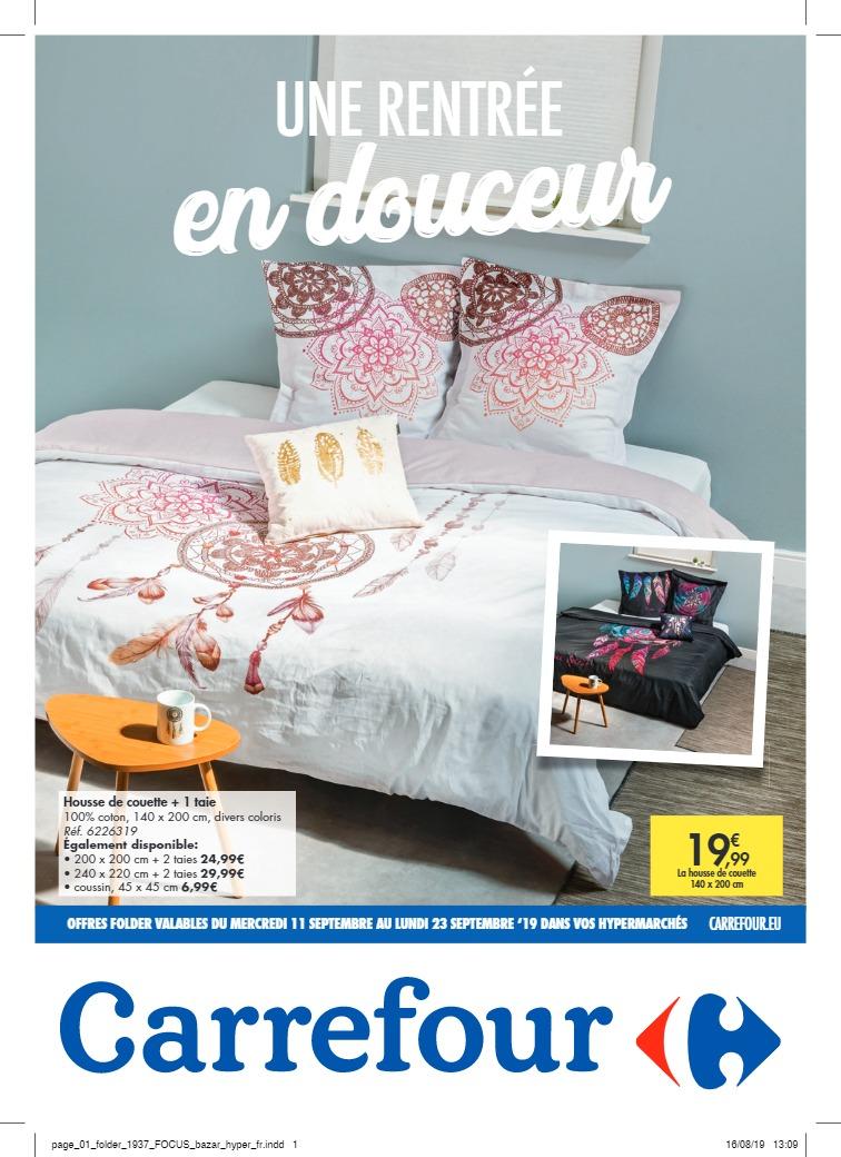 Folder Carrefour Une Rentree En Douceur Echantillons Gratuits En Belgique