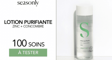 lotions purifiantes seasonly