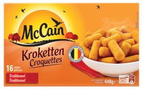 1 an de croquettes Mc Cain gratuites !