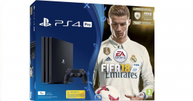 En jeu : 1 superbe console PS4 Pro avec 1 jeu FIFA 18