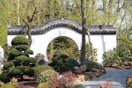 2 entrées au jardin mythique Pairi daiza