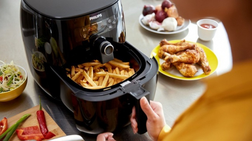 10 friteuses Airfryers Philips à gagner!