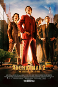 Gagnez 2 DVD du film Anchorman !