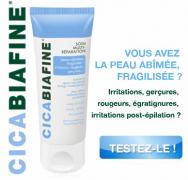 Beauté Test : testez le Soin Multi-Réparation Cicabiafine de Biafine
