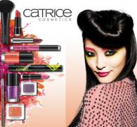 Kruidvat : un panier de produits de maquillage de Catrice