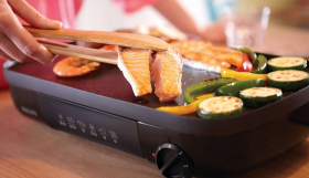 Gagnez 5 tables grill Philips !