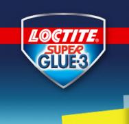 Colle Loctite Ultra Repair 100% remboursée!