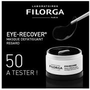 Testez le nouveau masque défatiguant Eye-Recover