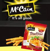 Bon de réduction de 0.50 € pour Mc Cain!