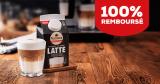 Nutroma Latte 100% remboursé!