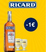 myShopi  : réduction de 1€ à l'achat de Ricard