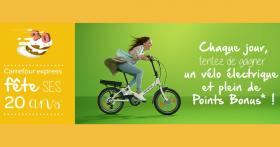 En jeu : Un vélo électrique pliable de 900€