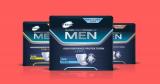 Échantillons gratuits : TENA Men contre les fuites urinaires