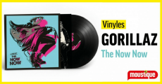 "En jeu : 1 album de Gorillaz "" The Now Now "" en vinyle !"