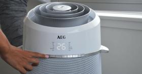 En jeu : 1 climatiseur portable AEG AirOundio