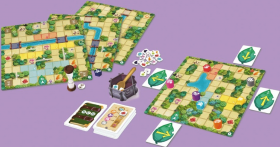 Un jeu de société «Magic Maze Kids» offert !