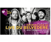 Gagnez vos places pour assister au Live du Belvédère avec Classic 21