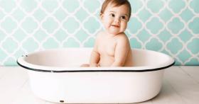 3 sets de bain pour bébé à gagner (baignoire, support…)