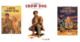 A remporter : 10 BD intégrales Lance Crow Dog