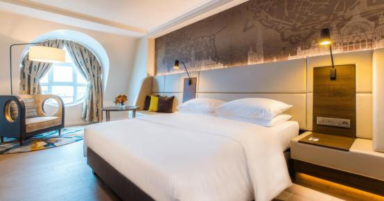 En jeu : 1 nuitée pour 2 personnes au Radisson Blu Hotel