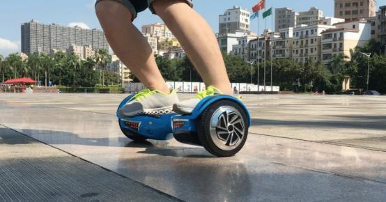 Un hoverboard Smartwheel à remporter !