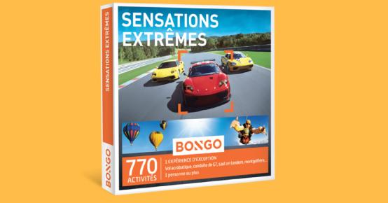 5 Bongo Sensations extrêmes à gagner !