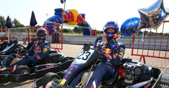 2x 30 sessions de Karting à gagner avec LIDL !