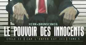 10 albums BD «Le pouvoir des innocents» à remporter !