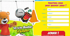 10 kits football Rusher à gagner !
