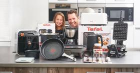 Remportez plusieurs appareils de cuisine Tefal !