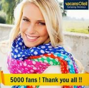 Un foulard gratuit avec Vacansoleil.be!