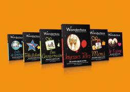 Gagnez 3 coffrets «Wonderbox» + une carte cadeau séphora + 15 romans numériques