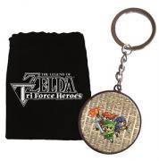 Des goodies Legend of Zelda: Tri Force Heroes à gagner !