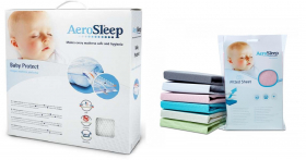 Remportez des produits pour bébé Aerosleep !