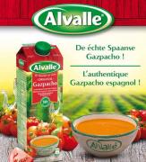 Réduction de 1€ sur le Gazpacho Alvalle avec myShopi!