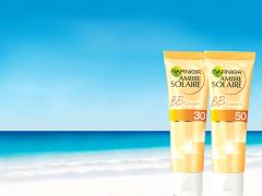 Testez gratuitement la crème Solaire BB de Garnier