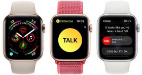 Tentez de remporter 1 Apple Watch Series 4