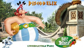 Gagnez 5 pass famille pour le Parc Astérix !