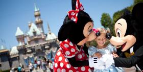 Weekend gratuit à Disneyland !