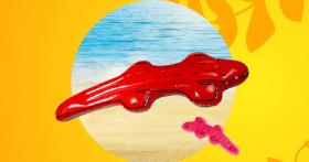 Gagnez un matelas gonflable de piscine Croco