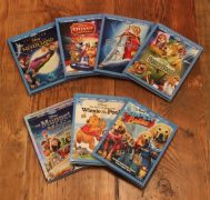 Des Blu-ray Disney Classics à gagner!
