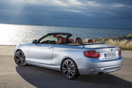 Une journée détente en BMW série 2 cabrio en jeu !