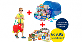 Commandez votre pack spécial vacances chez Makro pour seulement 69 €