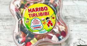 1 boîte de Haribo Tirlibibi à gagner