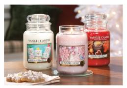 80 Coffrets de bougies parfumées Yankee Candle GRATUITS