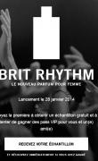 Échantillons gratuits Brit Rhythm de Burberry !