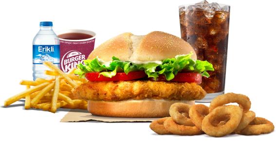 1 an de repas Burger King à remporter