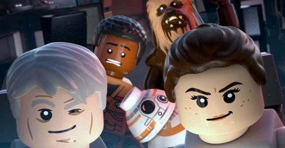 Remportez un Buzz Kit collector et des sachets de construction Lego Star Wars !